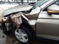 ДТП на улице Чехова 05.02.2021 г. Стерлитамак (2)