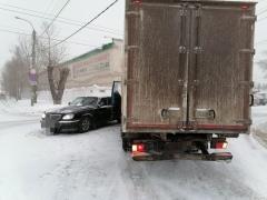 ДТП с заносом на повороте (3)