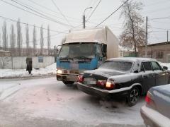 ДТП с заносом на повороте (1)