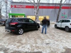 ДТП с участием ам Форд и Шкода 29.01.2021. Стерлитамак (4)